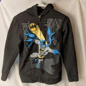 Batman hooded jacket for boys